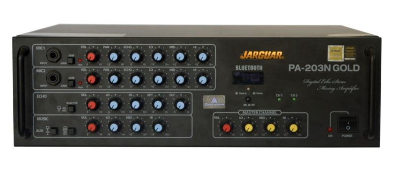 Amply JARGUAR PA-203N GOLD Bluetooth 2019