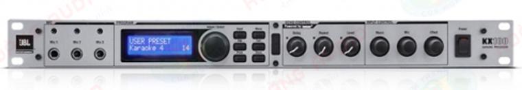 Thiết bị xử lý tín hiệu JBL KX100 – Mixer professor preampli
