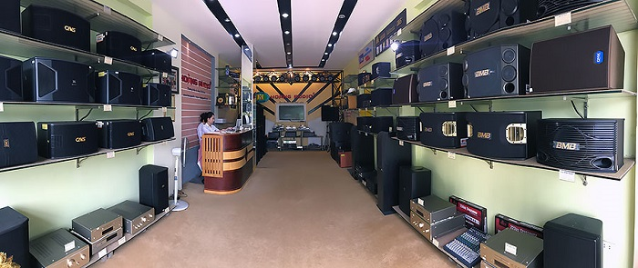 Showroom Hoàng audio
