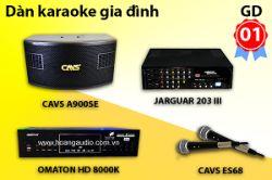 Giới thiệu 20 Bộ Dàn Karaoke Gia Đình cao cấp giá bán rẻ nhất