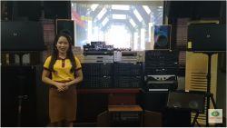 Mua dàn karaoke thanh lý giá rẻ Hà Nội – Hàng trưng bày