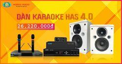 Loa Hay cho Bộ dàn karaoke 26,2Tr - Anh Hoàng Chung Cư Rivera Park -HN