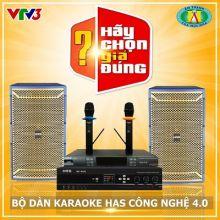 Bộ dàn karaoke Hãy chọn giá đúng