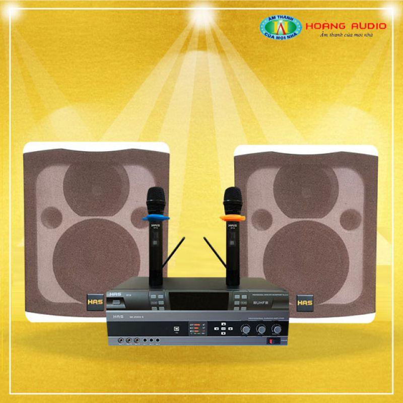 Bộ dàn karaoke HAS 4.0 GD03S