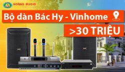 Lắp đặt dàn karaoke cực hay chỉ 30 triệu đồng cho bác Hy tại Nam Từ Liêm