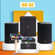 Dàn karaoke cao cấp HO 02